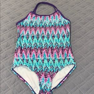 Girl's swimsuit